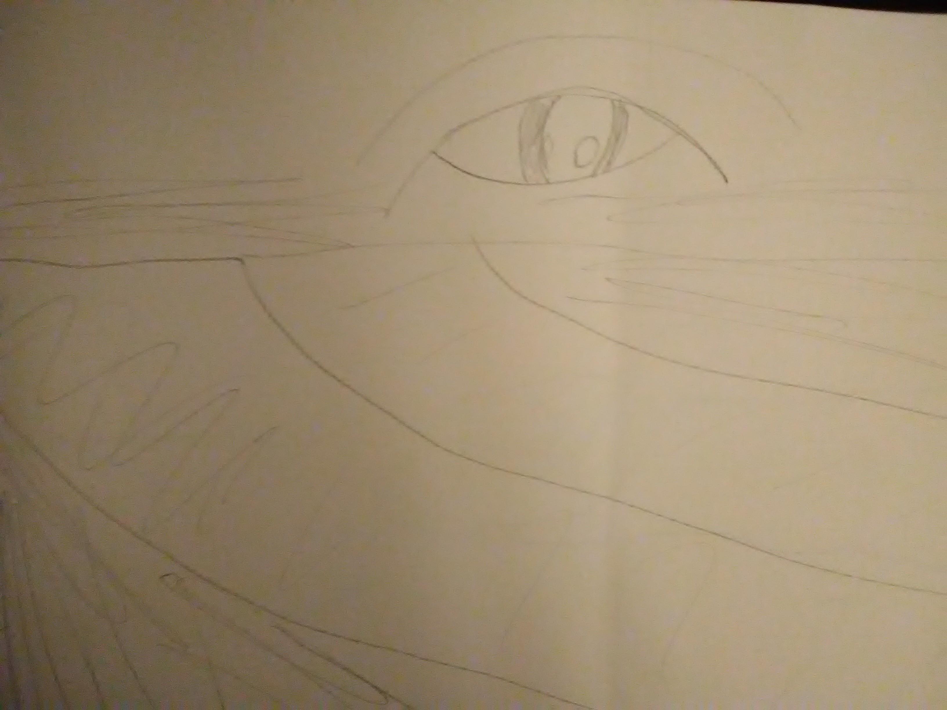 Sketch Of Surrealist Photo 2